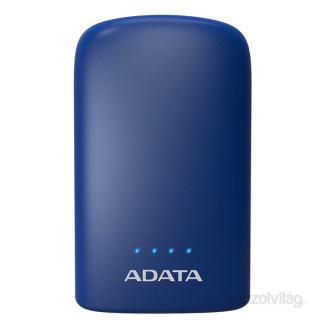 ADATA P10050V 10050mAh sötétkék power bank