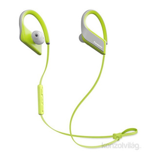 Panasonic RP-BTS35E-Y sárga vízálló Bluetooth sport fülhallgató headset Mobil