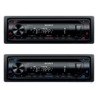 Sony MEX-N4300BT Bluetooth/CD/USB/MP3 lejátszó autóhifi fejegység
