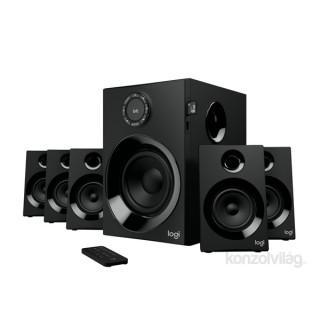 Logitech Z607 jack 5.1 160W Bluetooth FM fekete hangszóró Mobil