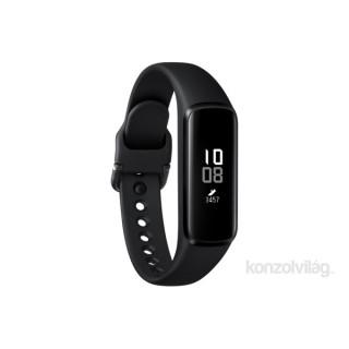 Samsung SM-R375 Fit E fitnesz fekete okosóra Mobil