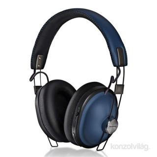 Panasonic RP-HTX90NE-A kék Bluetooth zajszűrős fejhallgató headset