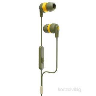 Skullcandy S2IMY-M687 Inkd+ W/MIC sárga fülhallgató headset