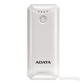 ADATA P5000 5000mAh fehér power bank Mobil