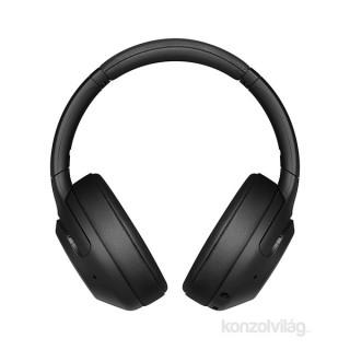 Sony WHXB900NB fekete zajcsökkentős Bluetooth fejhallgató headset