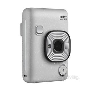 Fujifilm Instax Mini LiPlay fehér hibrid fényképezőgép Fotó, videó