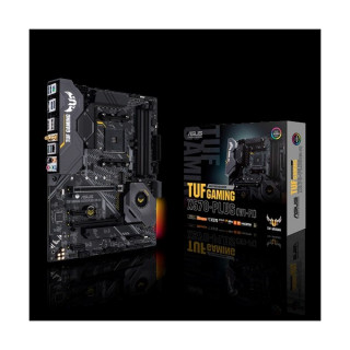 ASUS TUF GAMING X570-PLUS (WI-FI) AMD X570 SocketAM4 ATX alaplap PC