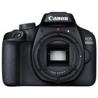 Canon EOS 4000D váz digitális tükörreflexes fényképezőgép