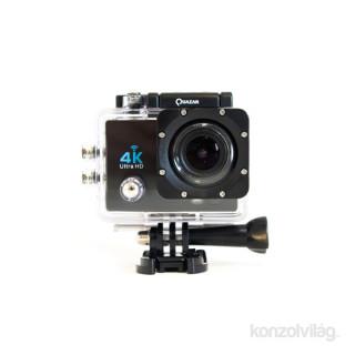 Quazar Blackbox UltraHD 4K fekete sport és akciókamera Fotó, videó