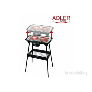 Adler AD6602 elektromos grill Otthon