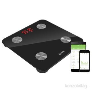 Acme SC101 Smart Scale fekete személymérleg