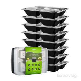 Sable SA-PS055 20db-os műanyag ételdoboz Otthon