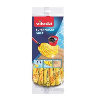 Vileda Soft sárga gyorsfelmosó utántöltő 30% mikroszállal Otthon