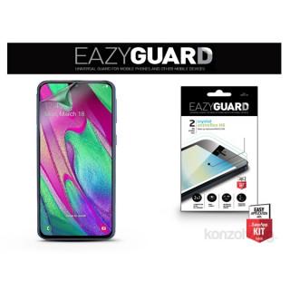 EazyGuard LA-1470 Samsung A40 Crystal/Antireflex kijelzővédő fólia 2db