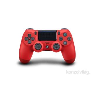 Playstation Dualshock 4 V2 Piros kontroller PC