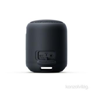 Sony SRSXB12B fekete Bluetooth hangszóró