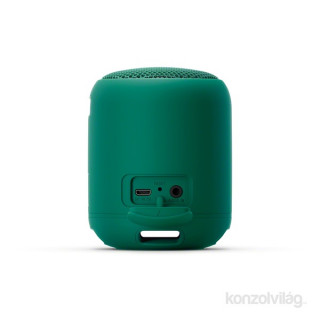 Sony SRSXB12G zöld Bluetooth hangszóró