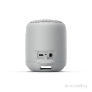 Sony SRSXB12H szürke Bluetooth hangszóró