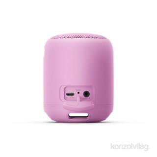 Sony SRSXB12V lila Bluetooth hangszóró