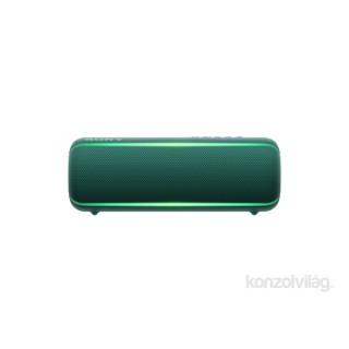 Sony SRSXB22G zöld Bluetooth hangszóró PC