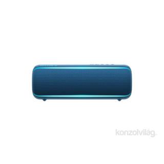 Sony SRSXB22L kék Bluetooth hangszóró PC