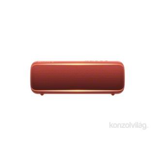 Sony SRSXB22R piros Bluetooth hangszóró PC