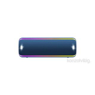 Sony SRSXB32L kék Bluetooth hangszóró PC