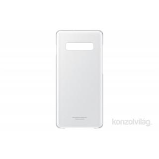 Samsung EF-QG975CTEG Galaxy S10+ átlátszó clear cover tok Mobil