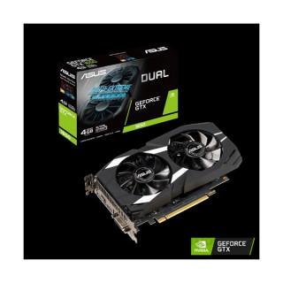 ASUS DUAL-GTX1650-4G nVidia 4GB GDDR5 128bit PCIe videokártya PC