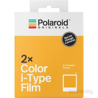 Polaroid Originals PO-004836 színes instant fotópapír Polaroid i-Type kamerákhoz Fotó, videó