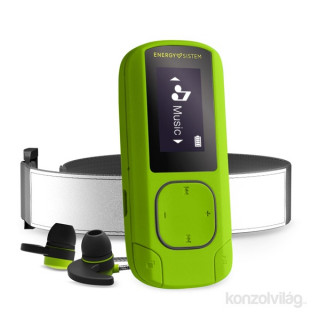 Energy Sistem EN 447244 MP3 Clip BT Sport Greenstone 16 GB PC