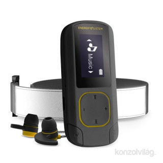 Energy Sistem EN 448272 MP3 Clip BT Sport Amber 16 GB