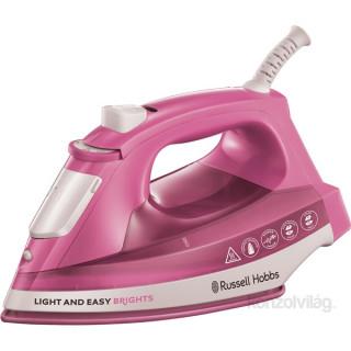 Russell Hobbs 25760-56 Light&Easy Brights rózsaszín vasaló
