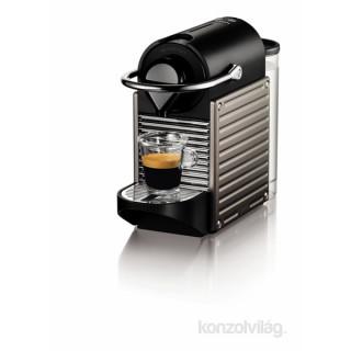Krups XN304T10 Nespresso Pixie Electric titán kapszulás kávéfőző Otthon