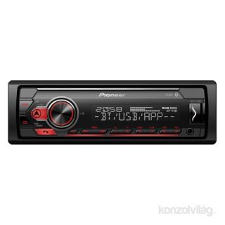 Pioneer MVH-S420BT mechanika nélküli Bluetooth/USB autóhifi fejegység