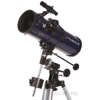 Dörr Delta 20 Reflector (114/1000) csillagászati távcső Fotó, videó