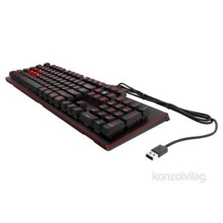 OMEN by HP Encoder Keyboard Red Cherry gamer billentyűzet PC
