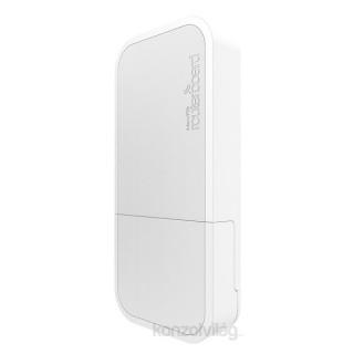 MikroTik wAP LoRa8 1xFE LAN port 1xLoRa 8 miniPCI-e kártya 2,4GHz Dual-Band Vezeték nélküli integrált antenna kit