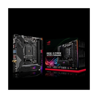 ASUS ROG STRIX X570-I GAMING AMD X570 SocketAM4 mini-ITX alaplap PC