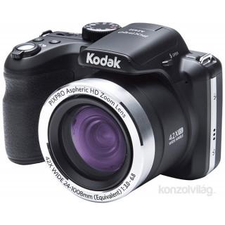 Kodak Pixpro AZ422 fekete digitális fényképezogép