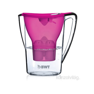 BWT Penquin 815061 pink 2,7 L vízszűrő kancsó Otthon