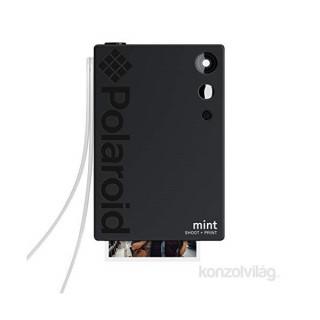 Polaroid Mint P-POLSP02B fekete instant fényképezőgép és fotónyomtató