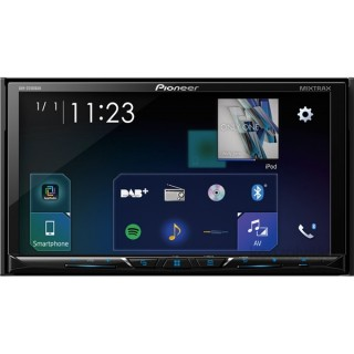 Pioneer AVH-Z2200BT multimédiás CD/DVD autóhifi fejegység