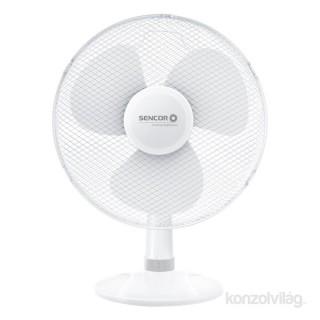 Sencor SFE 4037WH fehér asztali ventilátor