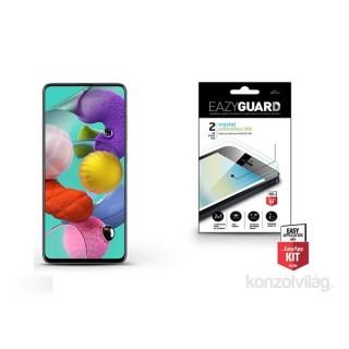 EazyGuard LA-1581 Samsung A51 Crystal/Antireflex HD 2db kijelzővédő fólia