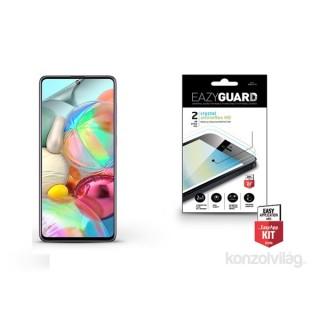 EazyGuard LA-1582 Samsung A71 Crystal/Antireflex HD 2db kijelzővédő fólia