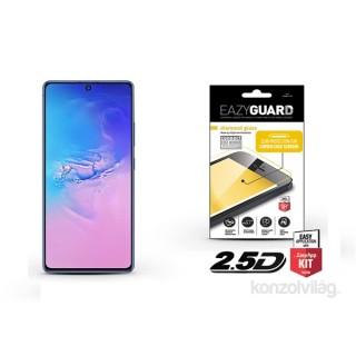 EazyGuard LA-1609 Samsung S10 Lite 2.5D kijelzővédő üveg