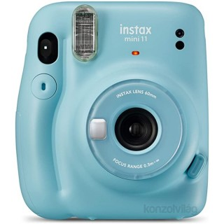 Fujifilm Instax Mini 11 kék instant fényképezőgép
