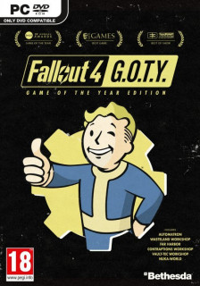 Fallout 4: Game of the Year Edition (Letölthető)