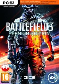 Battlefield 3Premium Edition (Letölthető) PC